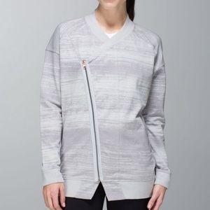 Lululemon | Mula Bundle Wrap Sweater